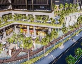 """Một ngày """"sống resort"""" mát xanh tại Sunshine City Sài Gòn"""