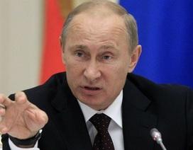 """Tổng thống Putin: Mỹ """"bịa cớ"""" để rút khỏi thỏa thuận hạt nhân với Nga"""