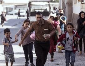 """Cuộc sống đảo lộn ở biên giới Thổ - Syria giữa lúc """"nước sôi lửa bỏng"""""""