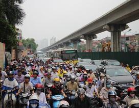 """Đề xuất """"đăng kiểm"""" gần 5,7 triệu chiếc xe máy ở Hà Nội"""