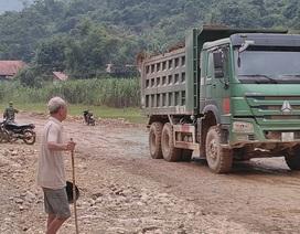 Vụ xâm hại rừng đặc dụng Thần Sa: Dân đề nghị trả lại đất trồng lúa
