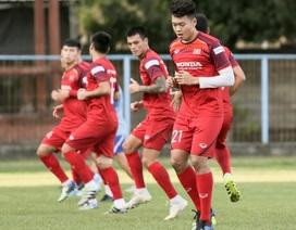 """Bùi Tiến Dũng: """"Đội tuyển Việt Nam tự tin đấu Indonesia"""""""