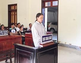 Đốt cỏ ruộng gây cháy rừng, nữ nông dân nhận án 2 năm tù