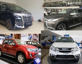 TOP 10 xe ế ẩm nhất Việt Nam: Nhiều mẫu mới tụt dốc