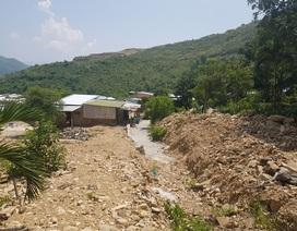 Một năm sau vụ lở núi, người dân quay lại nơi xảy ra thảm hoạ sinh sống