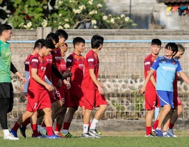 Tuấn Anh gần như chắc chắn không thi đấu ở trận gặp Indonesia