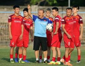 HLV Park Hang Seo gạch tên Tuấn Anh trước trận gặp Indonesia