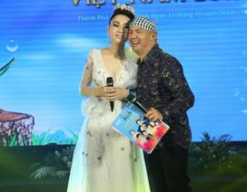 Lâm Khánh Chi trẻ đẹp tái xuất