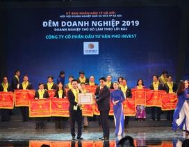Văn Phú - Invest được tôn vinh tại Đêm doanh nghiệp 2019