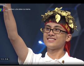 Câu hỏi phụ quyết định người chiến thắng ở cuộc thi Tháng đầu tiên Olympia 20