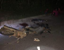 4 thiếu niên chết thảm sau cú va chạm kinh hoàng của 2 xe máy