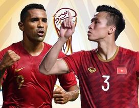 """AFC: """"Indonesia không còn là đối thủ của tuyển Việt Nam"""""""