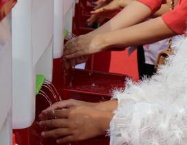 """Rửa tay sạch: """"Vắcxin"""" phòng nhiều bệnh hiệu quả"""