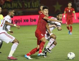 U23 UAE gặp khó khăn trước cuộc đấu U23 Việt Nam tại giải châu Á