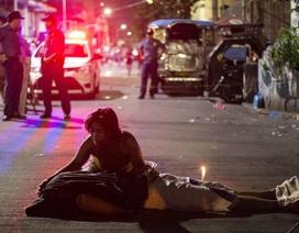 Những đứa trẻ mồ côi trong cuộc chiến chống ma túy đẫm máu tại Philippines