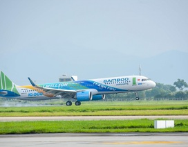 Bloomberg: Bamboo Airways kỳ vọng đạt vốn hoá 1 tỷ USD sau niêm yết