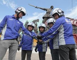 Kết thúc hành trình xuyên Đông Nam Á tại Philipines, động cơ Yamaha Blue Core gây ấn tượng mạnh