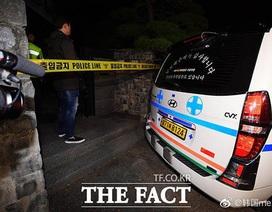 Cảnh sát phong toả nhà riêng của Sulli, thi thể nữ ca sĩ trẻ được đưa tới viện