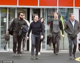 Tom Cruise và lần hiếm hoi xuất hiện bên con trai