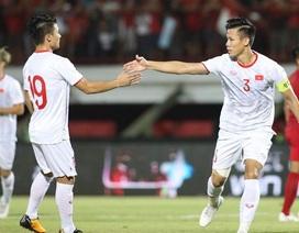 Indonesia 1-3 Việt Nam: Chiến thắng thuyết phục