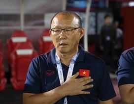 """Được tài trợ """"khủng"""", VFF chờ ngày ký hợp đồng với HLV Park Hang Seo"""