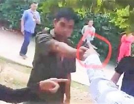 Công an Quảng Nam thông tin vụ phó công an xã rút súng khi làm việc với dân