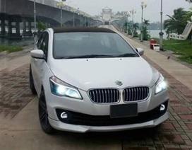Biến ô tô giá rẻ thành xe sang BMW - Sở thích của dân chơi Ấn