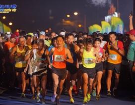 Hàng loạt sao Việt thử sức mình trong giải Revive Marathon xuyên Việt