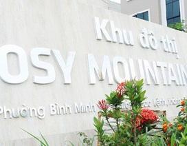 Thanh tra toàn diện dự án khu đô thị hơn 400 tỷ đồng của Kosy