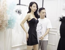 Dàn sao xúng xính thử đồ của Lê Ngọc Lâm trước show diễn Hoa hậu Hoàn vũ