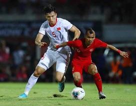 Văn Hậu và Công Phượng tập trung muộn ở đội tuyển Việt Nam