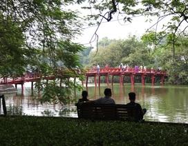 Những thắng cảnh bên hồ Gươm gây tranh cãi về vị trí đặt ga tàu điện ngầm