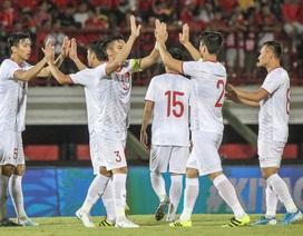 Giải mã chiếc áo công nghệ cao góp công vào chiến thắng của đội tuyển Việt Nam