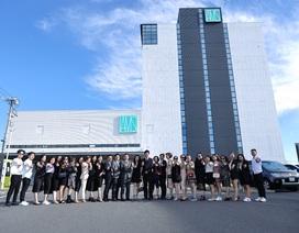 """Behe Việt Nam chính thức trở thành nhà phân phối toàn cầu của """"ông lớn"""" AMS Nhật Bản"""