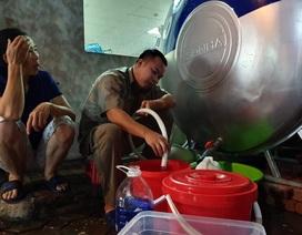 Hà Nội lên phương án tăng giá nước sinh hoạt