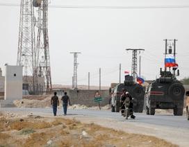 Nga đưa binh sĩ gần biên giới Thổ Nhĩ Kỳ sau khi Mỹ rút quân
