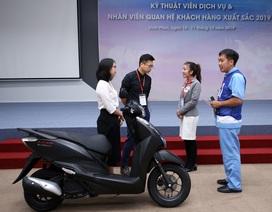 Honda nâng cao chất lượng nhân viên dịch vụ tại Việt Nam