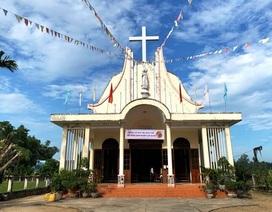 """Trộm đột nhập nhà thờ, hơn 42.000 USD """"bốc hơi"""""""
