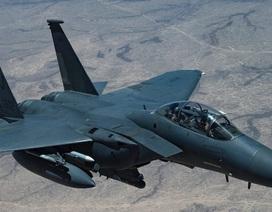 Mỹ điều máy bay chiến đấu tự phá hủy kho đạn tại căn cứ ở Syria