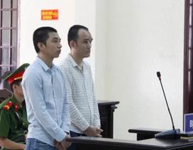 Trộm xe biển xanh, 2 bị cáo lĩnh án 24 năm 6 tháng tù