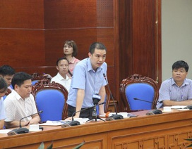 """Lãnh đạo Công ty nước sạch Sông Đà từ chối xin lỗi, nói """"chúng tôi thiệt hại nhất"""" (!)"""