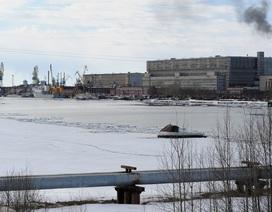 """Đi lạc """"vùng cấm"""" tại Nga, 3 nhà ngoại giao Mỹ bị buộc rời khỏi tàu"""