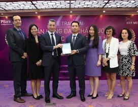 TPBank nhận giải thưởng Chất lượng thanh toán quốc tế xuất sắc