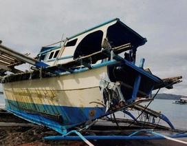 Tàu dân quân Trung Quốc bị nghi đội lốt tàu cá trong vụ đâm tàu Philippines