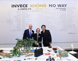 Embassy Education mang phương pháp giáo dục mầm non Reggio của Ý đến Việt Nam