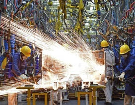 """Kinh tế Trung Quốc """"xuống dốc"""", tăng trưởng thấp kỷ lục trong 27 năm"""