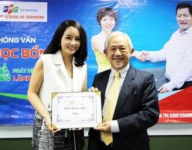 """CEO Mai Thu Huyền: """"Phụ nữ quyến rũ nhất khi không ngừng học hỏi"""""""