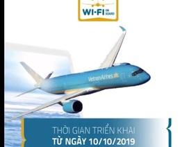 Hướng dẫn cách kết nối internet trên chuyến bay của Vietnam Airlines