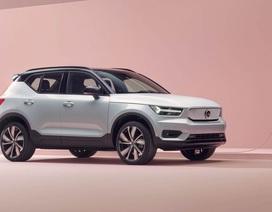 Volvo giới thiệu XC40 hoàn toàn chạy điện