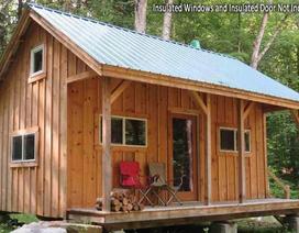 Những căn nhà tý hon được mua online và có thể lắp ráp trong chỉ một ngày